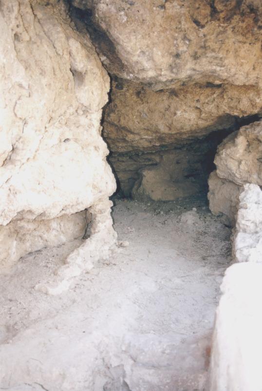 Cueva de San Juan de la Cruz en Pastrana 01