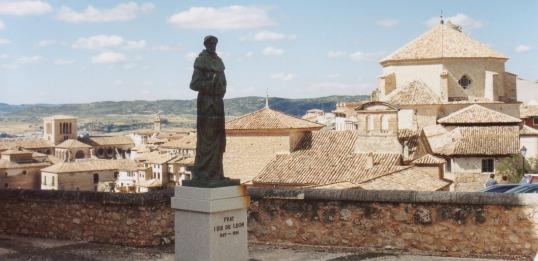 Fray Luis en Cuenca