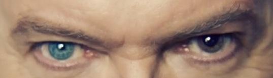 David Bowie - Ojos